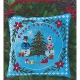 Samplers Not Forgotten Stickvorlage Christmas Finery