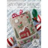 With Thy Needle & Thread Stickvorlage Souvenirs of The Heart Home For Christmas