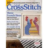 Just Cross Stitch Mai/Juni 2019 - Stickmagazin USA