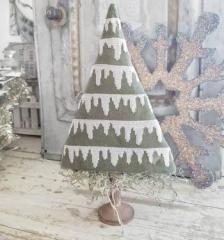 Hello From Liz Mathews Stickvorlage Iced Winter Tree