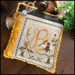 Little House Needleworks Stickvorlage Stitching Bee