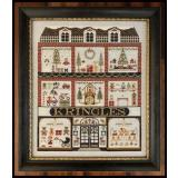 Little House Needleworks Stickvorlage Kringles