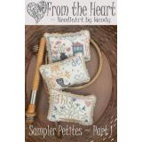 From the Heart Stickvorlage Sampler Petites Part 1