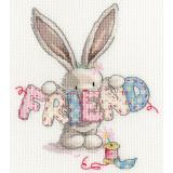 Bothy Threads Stickpackung Bebunni Friends