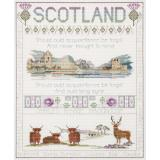 Bothy Threads Stickpackung DWRSS Scotland 30,3x36,8