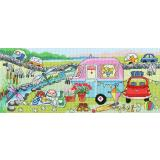 Bothy Threads Stickpackung XJR34 Caravan Fun 37x15