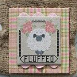 Luhu Stitches Stickvorlage Fluffed