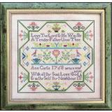 Queenstown Sampler Designs Stickvorlage Ann Curtis 1768