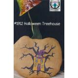 Thistles Stickvorlage Halloween Treasure