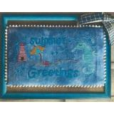 Romys Creations Stickvorlage Summer Greetings