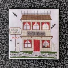 Little Stitch Girl Stickvorlage Bed & Breakfast