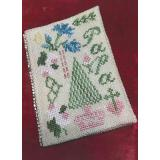 Needlemade Designs Stickvorlage Daddys Girl Needlebook