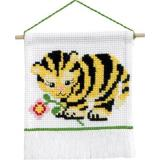 Permin of Copenhagen Stickpackung 13-9721 Tiger 16x18