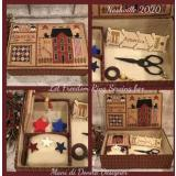 Mani Di Donna Stickvorlage Let Freedom Ring Sewing Box