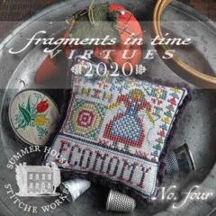 Summer House Stitche Workes Stickvorlage Fragments In Time 2020-4
