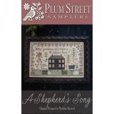 Plum Street Samplers Stickvorlage A Shepherds Song