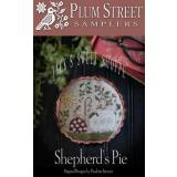 Plum Street Samplers Stickvorlage Shepherds Pie