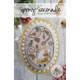 With Thy Needle & Thread Stickvorlage Spring Serenade