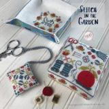 Hands On Design Stickvorlage Stitch in the Garden