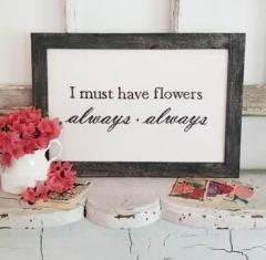 Stickvorlage Hello From Liz Mathews Flowers Always