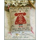 Pineberry Lane Stickvorlage Gift Is Small