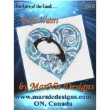MarNic Designs Stickvorlage Pacific Waters