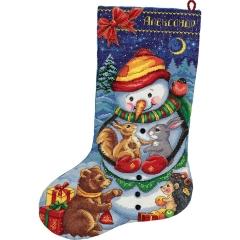 Panna Stickpackung PR7165 Weihnachtsstiefel 26x41