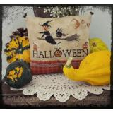 Fairy Wool In The Wood Stickvorlage Happy Halloween By Tina