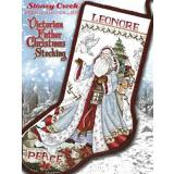 Stoney Creek Stickvorlage Victorian Father Christmas Stocking