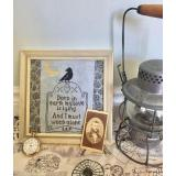 Darling & Whimsy Designs Stickvorlage Weep Alone