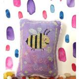 Darling & Whimsy Designs Stickvorlage Bee Sweet