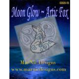 MarNic Designs Stickvorlage Moonglow Artic Fox