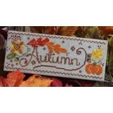 Luhu Stitches Stickvorlage Autumn Fling