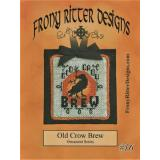 Frony Ritter Designs Stickvorlage Old Crow Brew