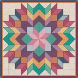 Susanamm Cross Stitch Stickvorlage Cross Stitch Quilt 6