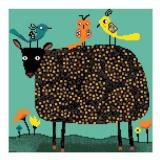 Susanamm Cross Stitch Stickvorlage Ewe And Friends