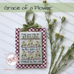 Hands On Design Stickvorlage Grace Of A Flower