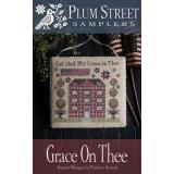 Plum Street Samplers Stickvorlage Grace On Three