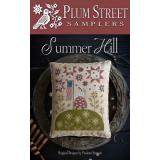 Plum Street Samplers Stickvorlage Summer Hill