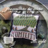 Summer House Stitche Workes Stickvorlage Fragments In Time 2020-8