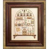 Little House Needleworks Stickvorlage Hive