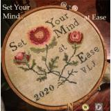 Needle WorkPress Stickvorlage Set Your Mind At Ease