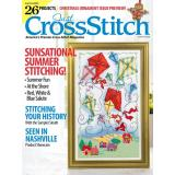 Just Cross Stitch August 2020 - Stickmagazin USA