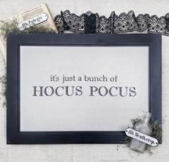 Hello From Liz Mathews Stickvorlage Hocus Pocus