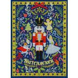 Bothy Threads Stickpackung The Christmas Nutcracker 27x37