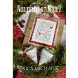 Erica Michaels Stickvorlage Naughty Or Nice?