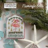 Hands On Design Stickvorlage Flamingle Bells