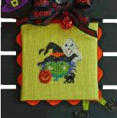 The Stitchworks Stickvorlage Ghoul Friends