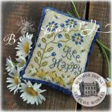 Summer House Stitche Workes Stickvorlage Bee Happy