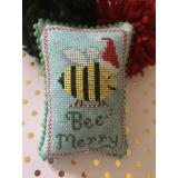 Darling & Whimsy Designs Stickvorlage Bee Merry